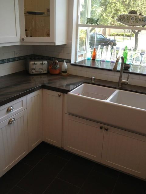Cottage Kitchen Remodel Seal Beach Beach Style Kitchen Orange County By Wc Design Center
