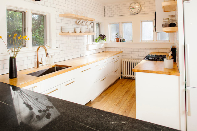Cottage Kitchen Eclectic Kitchen Baltimore By