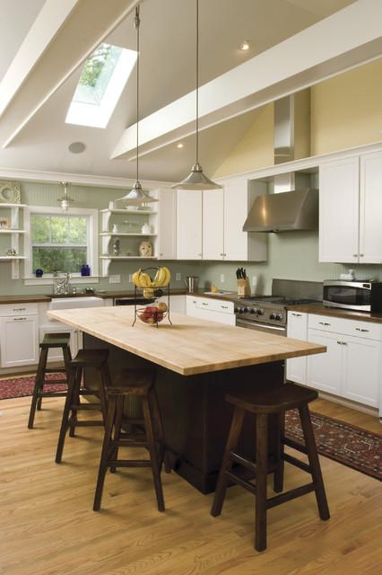 Cottage Kitchen transitional-kitchen