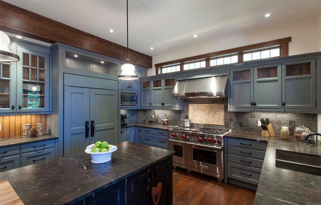 Cottage Life - Northern Living Kitchen & Bath traditional-kitchen