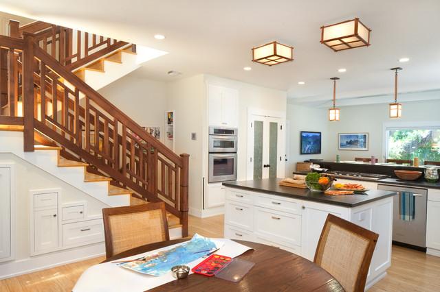 Cottage Renovation traditional-kitchen