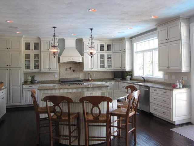 Cottage Style Kitchen Traditional Kitchen Other Metro By