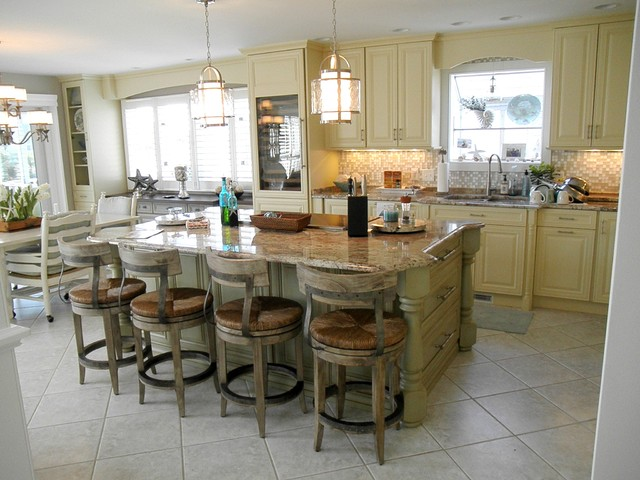 Cottage Traditional Executive Kitchen Traditional Kitchen Baltimore By Reico Kitchen Bath