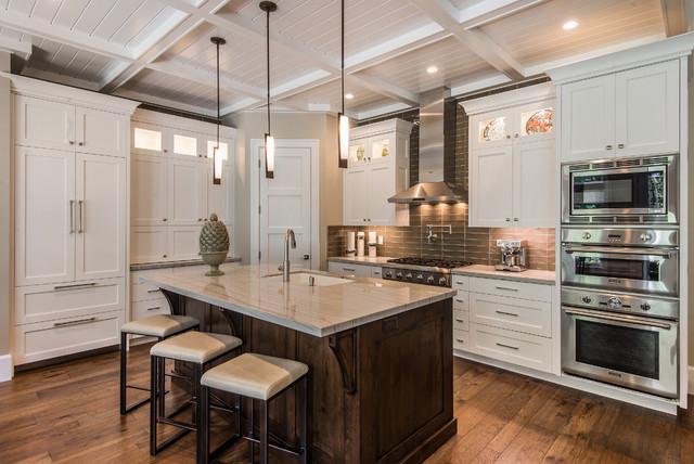 Cottonwood Home Transitional Kitchen Salt Lake City