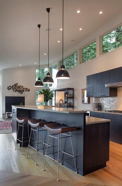 Council Crest Contemporary contemporary-kitchen