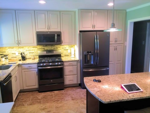 counters amp cabinets remodel crestwood mo traditional