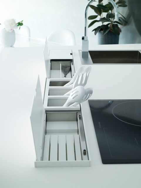 Countertop Accessories : Countertop Accessories - Modern - Kitchen - by Porcelanosa