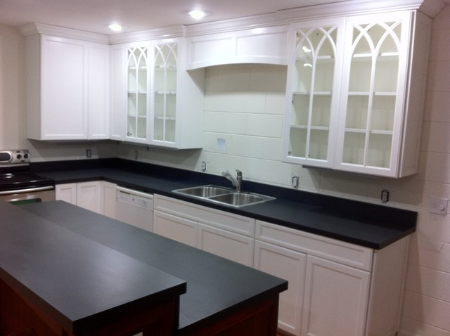 Laminate Countertops Company : Countertops - Traditional - Kitchen - Raleigh - by The Millwork ...