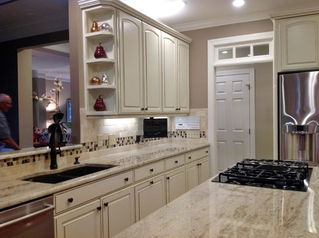 country classic kitchen - Contemporary - Kitchen - raleigh ...