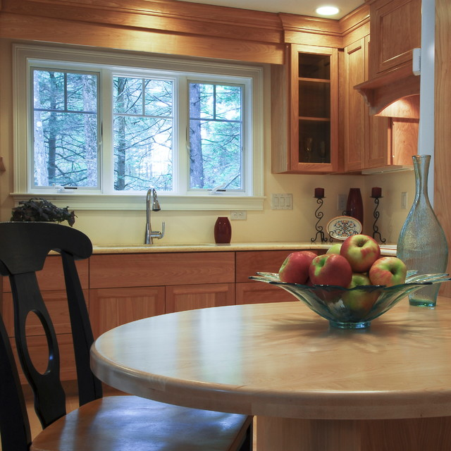Country Cottage traditional-kitchen
