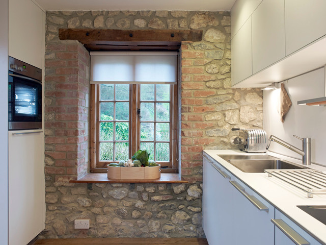 Country Cottage Kitchen Rustic Kitchen