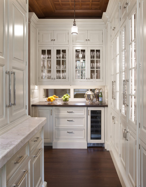 Country Home traditional-kitchen