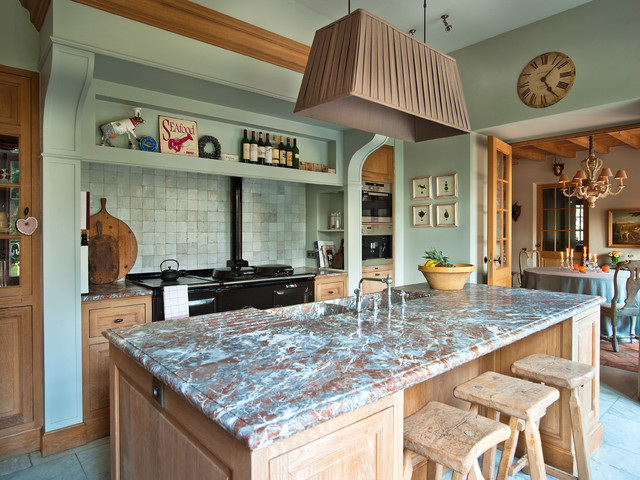 Country House Bruges Traditional Kitchen Other By