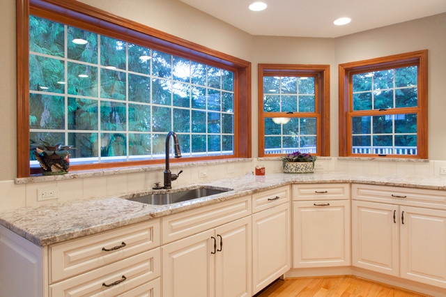 Country Kitchen Extension traditional-kitchen