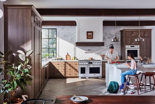 Country Kitchen Inspiration - Landhausstil - Küche - von ...