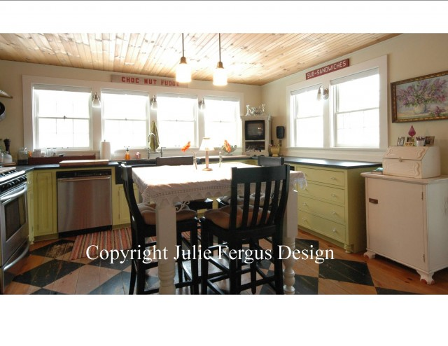 Country Kitchen Eclectic Kitchen Manchester Nh By