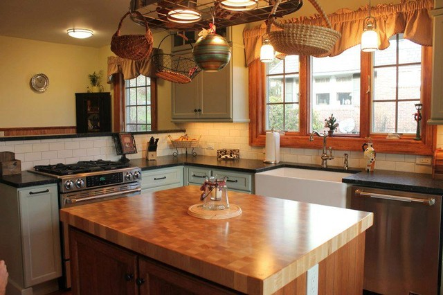 Contented By Sherwin Williams This Kitchen Consented