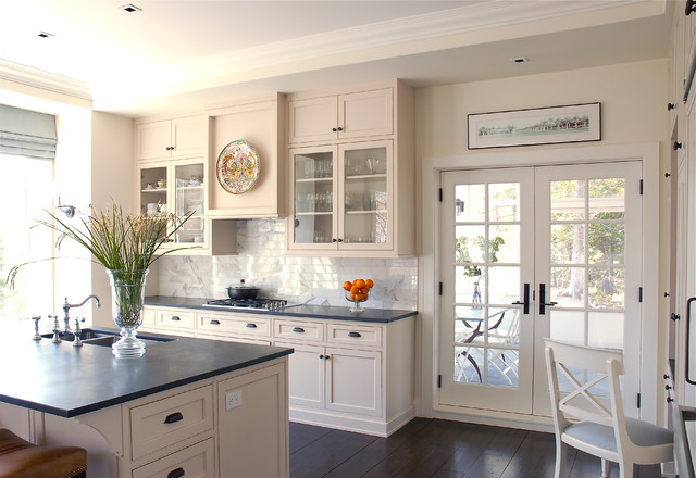 Country kitchen traditional kitchen montreal by for Kitchen design montreal
