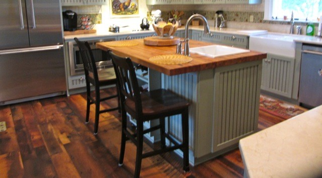 Country Kitchen Farmhouse Kitchen Charleston By Reclaimed Designworks