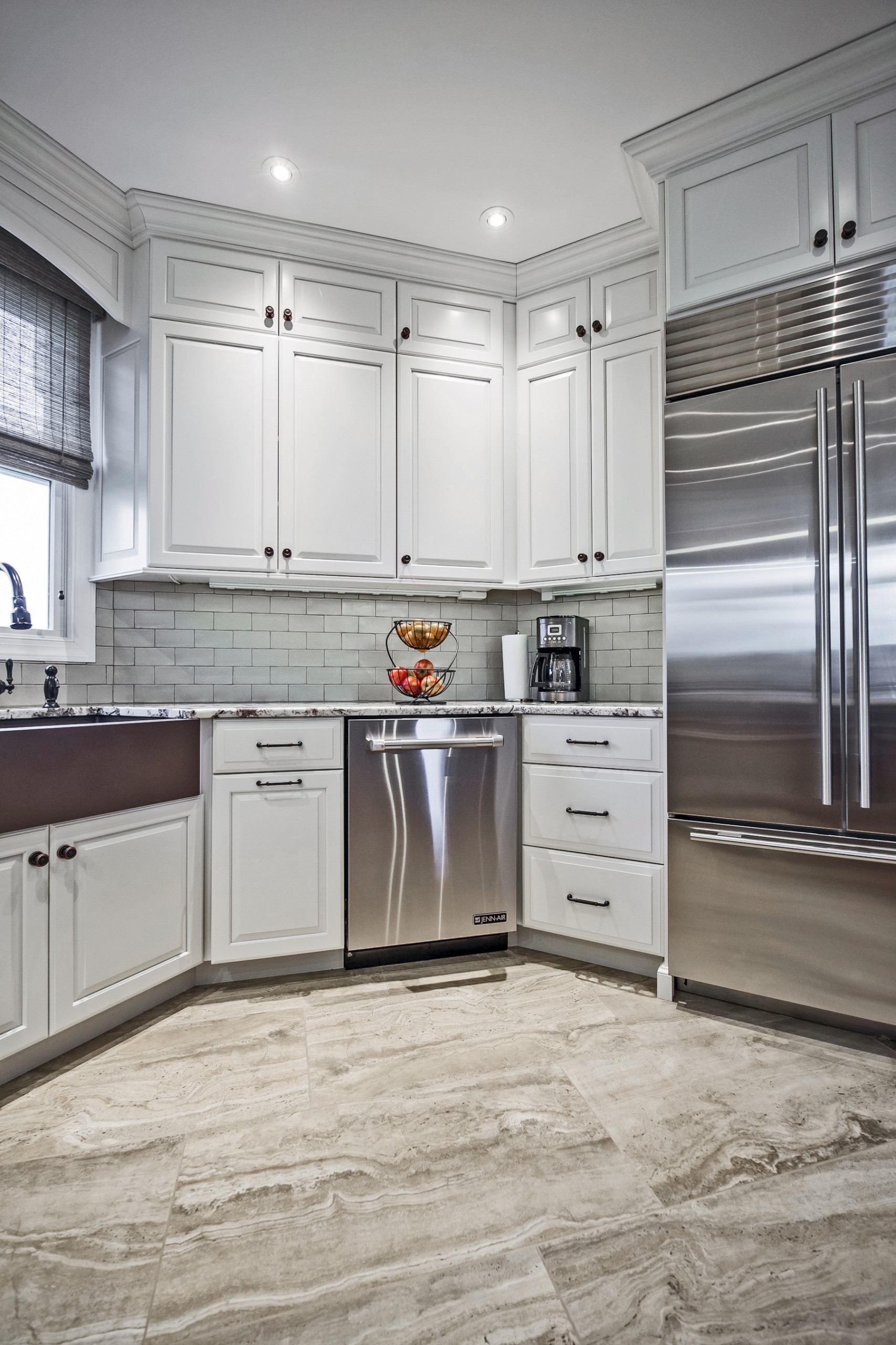 Country Kitchen with Custom features