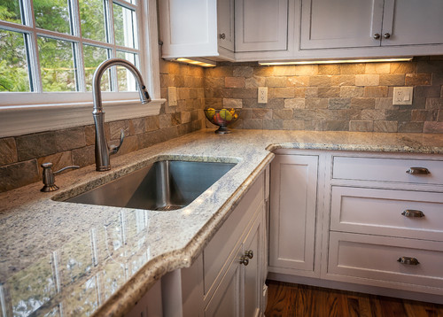 love this subway tile backsplash who makes it is it grouted