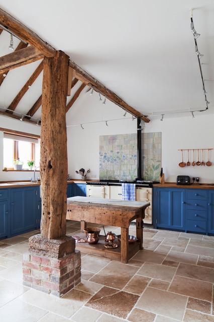 country kitchen landhausstil k che sussex von. Black Bedroom Furniture Sets. Home Design Ideas