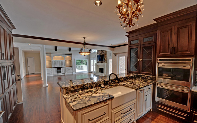 Country Kitchens traditional-kitchen