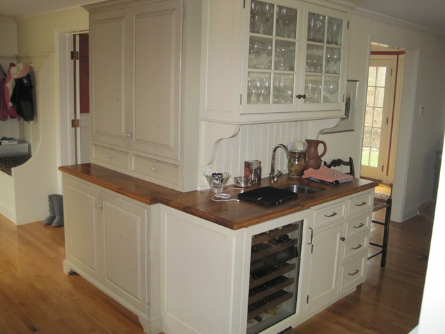 Country Living craftsman-kitchen