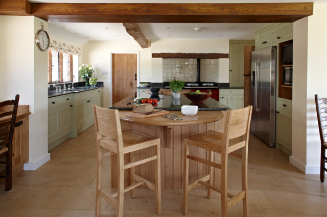 Country Living Kitchen - Country - Kitchen - Surrey - by ...