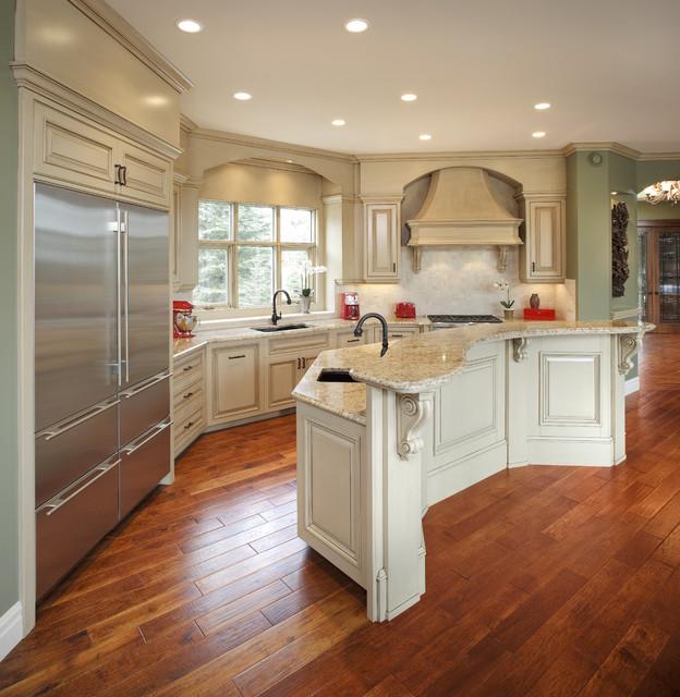 Modern Kitchen Design Calgary: Country Residence