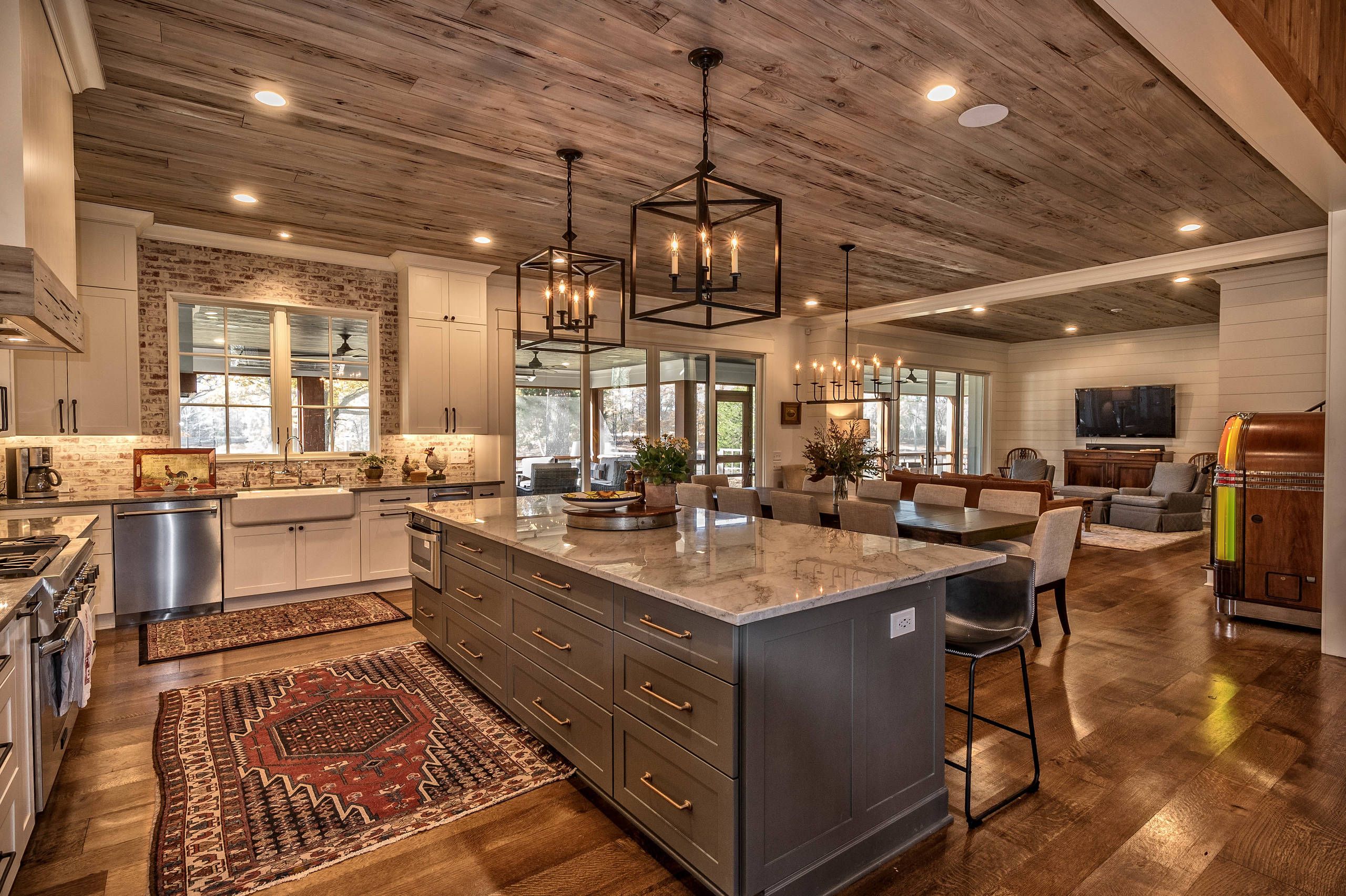 75 Beautiful Rustic Kitchen Pictures Ideas Houzz