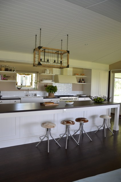 Country Victoria Country Kitchen Melbourne By Danielle Trippett Interior Design Decoration