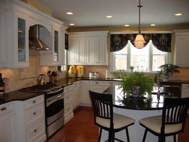 Country victorian traditional kitchen new york by for Traditional victorian kitchen designs