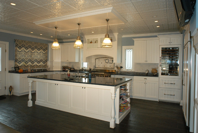 Country White Kitchen  kitchen