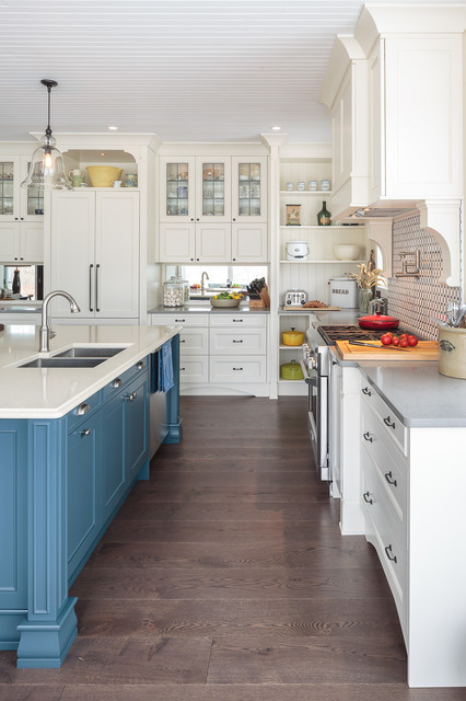 Countryside Traditional Kitchen - Astro Design - Ottawa - Traditional - Kitchen - ottawa - by ...