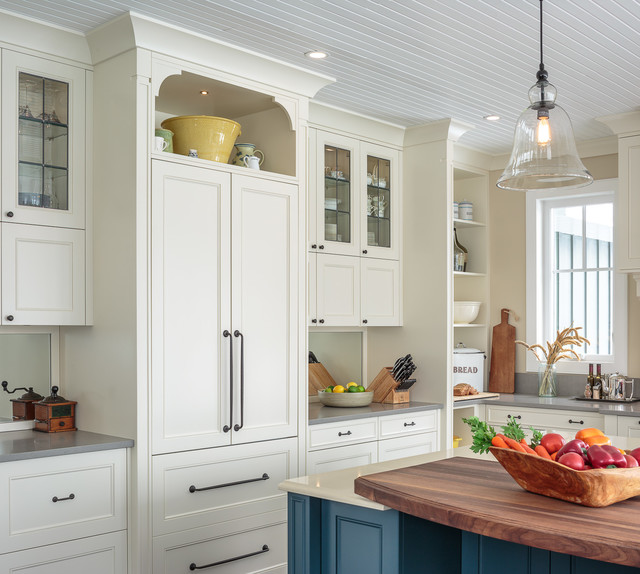 Kitchen Design Ottawa: Countryside Traditional Kitchen