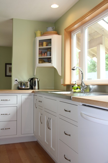 Courtenay Eclectic Kitchen Remodel