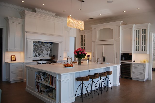 Cove Terrace traditional-kitchen