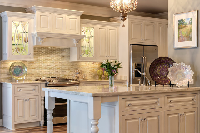 pro kitchen cabinets coventry ii model home traditional kitchen 1662