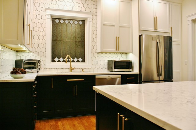 Coveted Combination - Transitional - Kitchen - Chicago - by ...