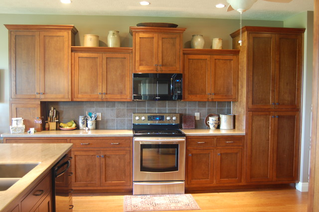 Cox Project - Traditional - Kitchen - Indianapolis - by Cabinet ...