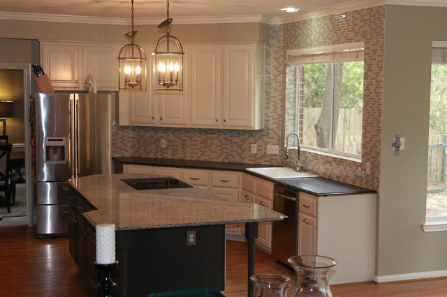 Coyle Residence kitchen remodel contemporary