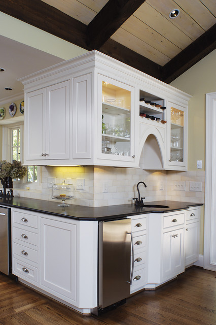 N.Broadland Cottage - Traditional - Kitchen - atlanta - by ...