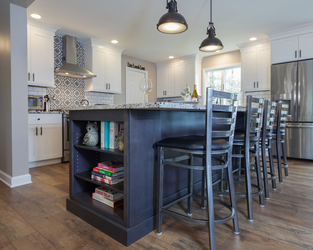 Cozy Cottage Kitchen In South Jersey