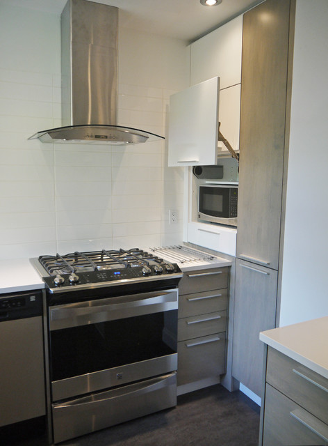 Cozy Modern Kitchen contemporary-kitchen