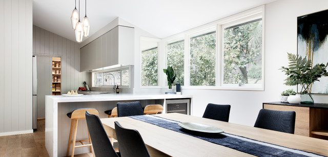 CP Residence contemporary-kitchen