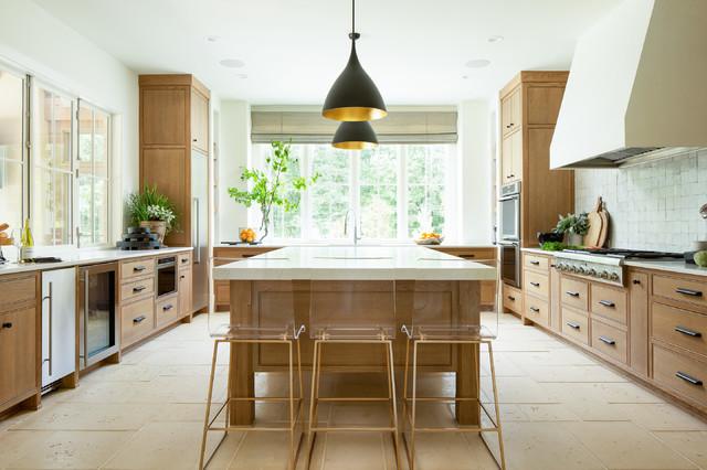 Crabapple Renovation #2 - Transitional - Kitchen - Atlanta ...