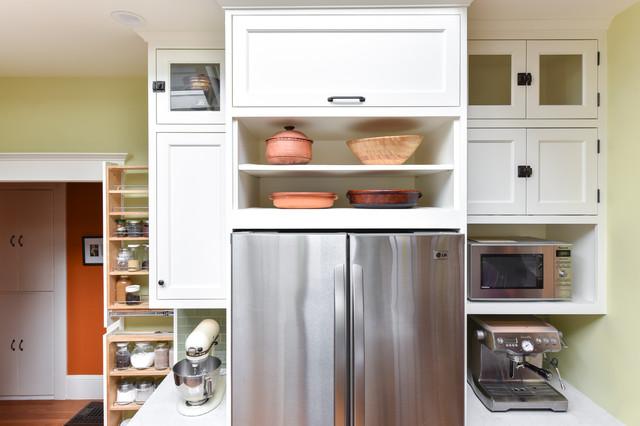 Craftsman Bungalow Kitchen - Craftsman - Kitchen - San Francisco - by FMSProjects, Inc.