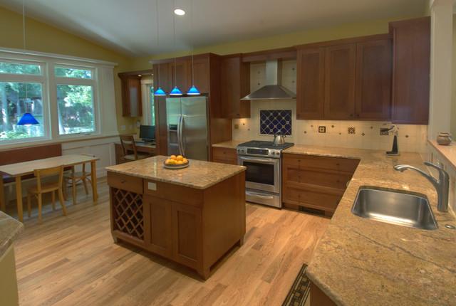 Craftsman Charm craftsman-kitchen
