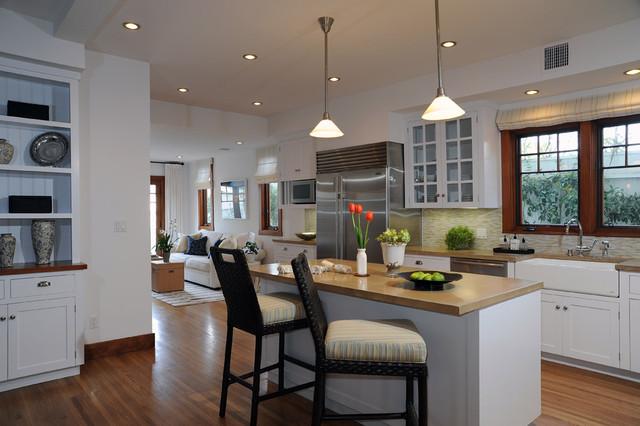 Craftsman Charm transitional-kitchen